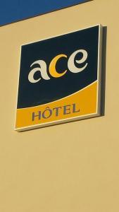Ace Hôtel Angers, Hotely  Saint-Barthélemy-d'Anjou - big - 30