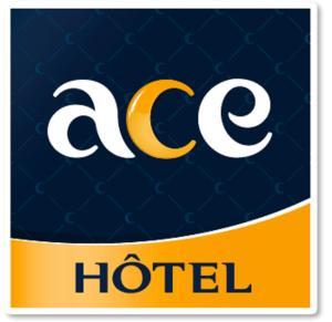 Ace Hôtel Angers, Hotely  Saint-Barthélemy-d'Anjou - big - 22