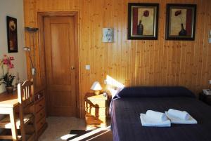 Accommodation in Cala del Moral