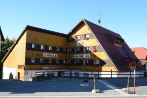Hotel Slunečná - Günther Hof - Bozí Dar