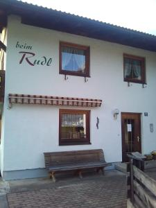 Beim Rudl, Bed & Breakfast  Ehrwald - big - 13