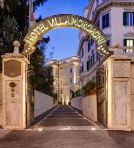 Hotel Villa Morgagni - abcRoma.com