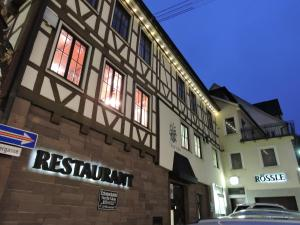 Hotel Restaurant Rössle - Althengstett