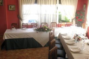 Hotel Restaurante Campomar, Hotel  Algar - big - 31