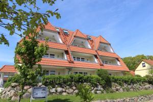 Hafenhäuser Breege - Ferienwohnung 9 Strandläufer - Breege