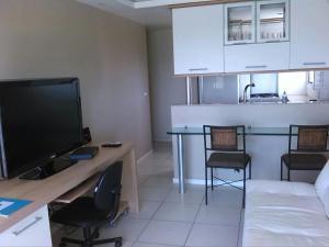 Flats com vista no Recreio, Apartmánové hotely  Rio de Janeiro - big - 60