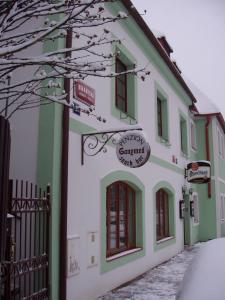 Отель Branická, Прага