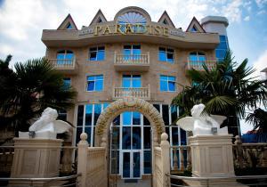 Отель Paradise, Адлер