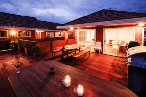 Hostels und Jugendherbergen - Haka Lodge Taupo