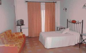 Superior Double Room Hostal y Apartamentos Rurales la Bellosina