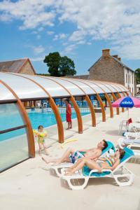 Location gîte, chambres d'hotes Camping Officiel Siblu Domaine de Litteau dans le département Calvados 14