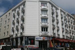 Отель Diana, Стамбул
