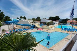 Location gîte, chambres d'hotes Camping Officiel Siblu Le Bois Masson dans le département Vendée 85