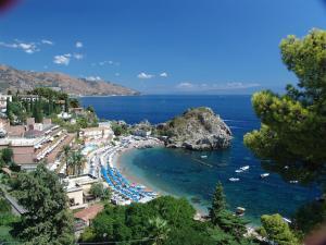 Hotel Bel Soggiorno, Hotels  Taormina - big - 33
