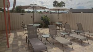 Island Shores Inn, Motel  St. Augustine - big - 40