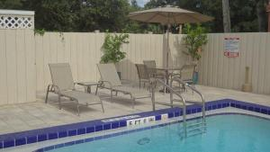 Island Shores Inn, Motel  St. Augustine - big - 39