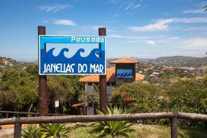 Pousada Janellas do Mar, Penziony  Búzios - big - 121