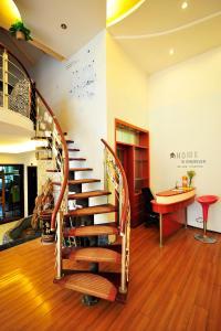 Like Home Hotel, Hostels  Guiyang - big - 26
