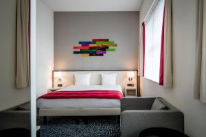 Park Inn by Radisson Amsterdam Airport Schiphol, Hotels  Schiphol - big - 31