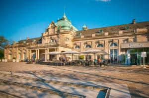 Vienna House Easy Bad Oeynhausen, Отели  Бад-Эйнхаузен - big - 16