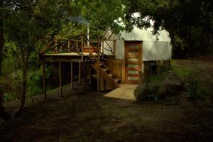 Llaimadomo Lodge, Turistaházak  Melipeuco - big - 30