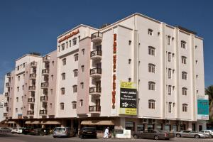 Hostels e Albergues - Delmon Hotel Apartments
