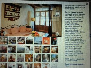 Casa Mia A Cortona, Apartmány  Cortona - big - 55