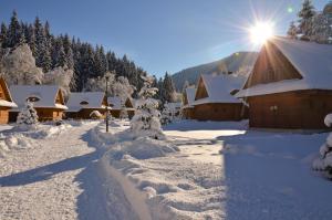 Accommodation in Preschau Region