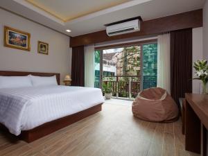 The Agate Pattaya Boutique Resort, Курортные отели  Южная Паттайя - big - 49