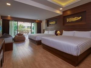 The Agate Pattaya Boutique Resort, Курортные отели  Южная Паттайя - big - 59