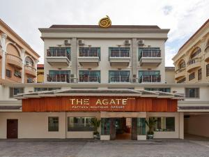 The Agate Pattaya Boutique Resort, Курортные отели  Южная Паттайя - big - 26