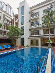 The Agate Pattaya Boutique Resort, Курортные отели  Южная Паттайя - big - 22