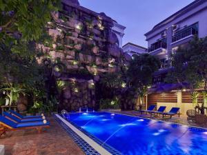 The Agate Pattaya Boutique Resort, Курортные отели  Южная Паттайя - big - 36
