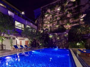 The Agate Pattaya Boutique Resort, Курортные отели  Южная Паттайя - big - 43