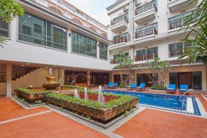 The Agate Pattaya Boutique Resort, Курортные отели  Южная Паттайя - big - 41