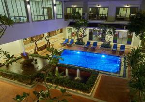 The Agate Pattaya Boutique Resort, Курортные отели  Южная Паттайя - big - 44