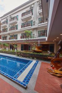 The Agate Pattaya Boutique Resort, Курортные отели  Южная Паттайя - big - 42