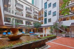 The Agate Pattaya Boutique Resort, Курортные отели  Южная Паттайя - big - 40
