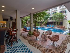 The Agate Pattaya Boutique Resort, Курортные отели  Южная Паттайя - big - 24
