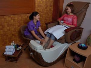 The Agate Pattaya Boutique Resort, Курортные отели  Южная Паттайя - big - 84