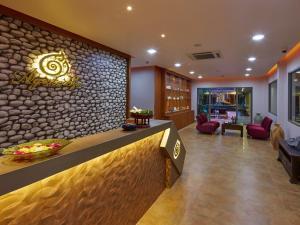 The Agate Pattaya Boutique Resort, Курортные отели  Южная Паттайя - big - 75