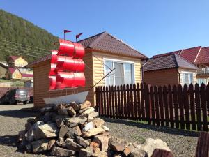 Holiday homes Aliye Parusa - Bol'shoye Goloustnoye