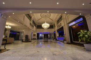 Blue Night Hotel, Szállodák  Dzsidda - big - 38