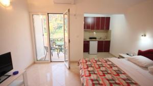 Apartments Percobic, Apartmanok  Sutomore - big - 24
