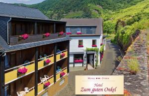 obrázek - Moselstern Hotel Zum guten Onkel