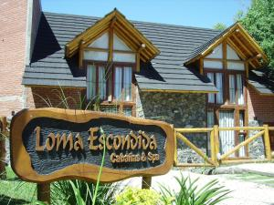 Loma Escondida Apart Cabañas & Spa, Lodges  Villa Gesell - big - 28