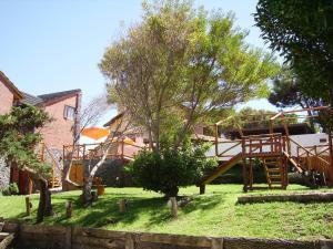 Loma Escondida Apart Cabañas & Spa, Turistaházak  Villa Gesell - big - 12