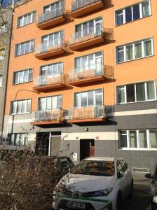 Apartment U Gymnazia Irina