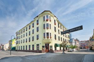 4 hvězdičkový hotel Brioni Boutique Hotel 4* Ostrava Česko