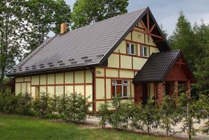Accommodation in Szymki
